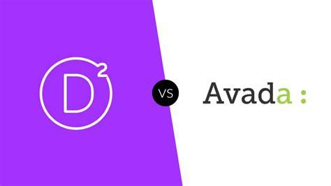 avada theme vs divi divi vs avada most popular wordpress themes compared 2018
