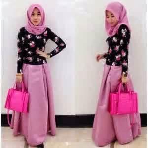 Setelan Muslim Wanita Srg 118 baju muslimah update december siput store