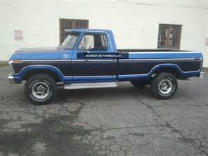 1977 Ford F150 1977 Ford F 150 4x4