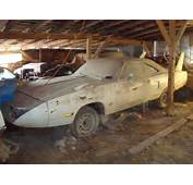 Epic Barn Find In Midwest Superbird Talladega Charger 500 And MORE