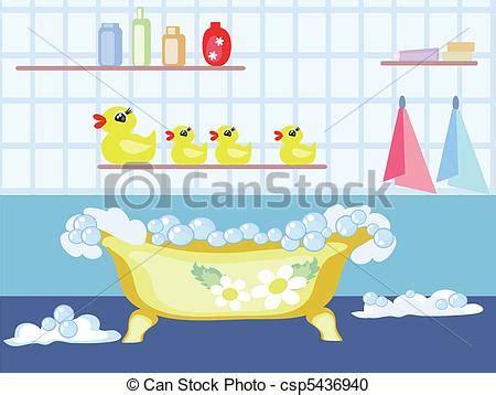 badezimmer clipart vektor clipart badezimmer csp5436940 suchen sie clip