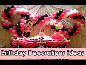 Birthday Decoration Ideas For Husband At Home by Birthday Party Ideas Birthday Celebration Decoration