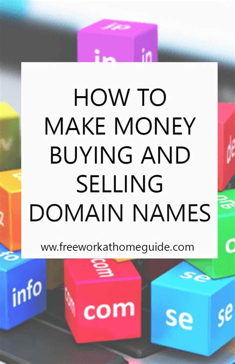 is buying and selling houses a good business how to earn money buying and selling domain names