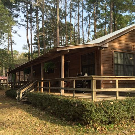 Cabins For Rent Toledo Bend by Cabin In The Woods On The Lake Toledo Bend Lake Vacation