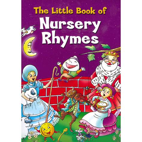 the little book of the little book of nursery rhymes 10 kids books for only