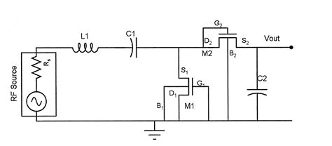 energy harvesting inductor patent us20110101789 rf power harvesting circuit patents