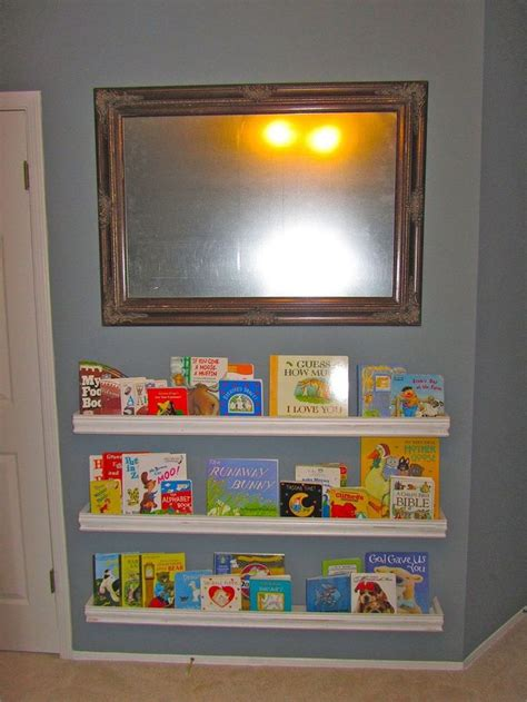 58 Best Images About Bookshelves On Pinterest Tree Bookshelves For Nursery