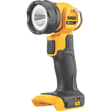 dewalt dcl040 led work light 20v max lithium ion