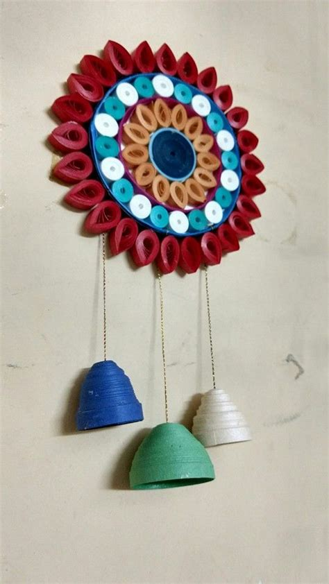 quilling diya tutorial 26 best paper quilling wall hanging images on pinterest