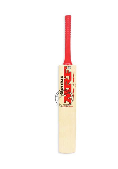 mrf genius limited edition english willow cricket bat