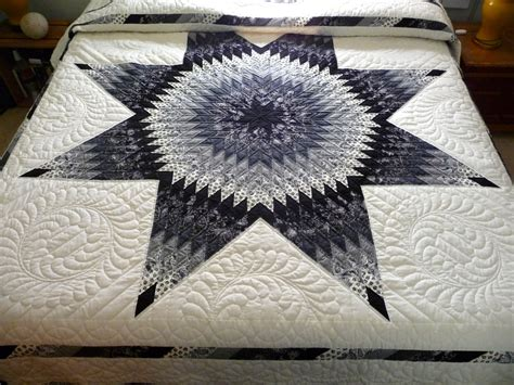 Amish Lone Quilt by Amish Lone Quilt Black And White By Quiltsbyamishspirit