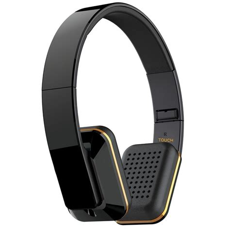 Headset Bluetooth Advance meelectronics air fi touch advanced bluetooth wireless headphones with touch and headset