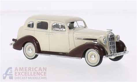 buick series 40 special year 1936 beige brown museum mus059 ean 4895102321018 diecast car buick series 40 special beige brown 1936