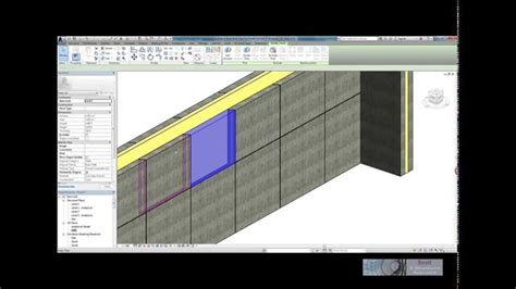 tutorial revit structure revit structure tutorial create parts and divide youtube