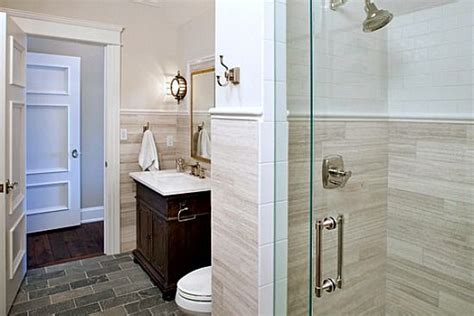 Bathroom Wall Tile Height 34 Best Images About Tile On Tile Ideas