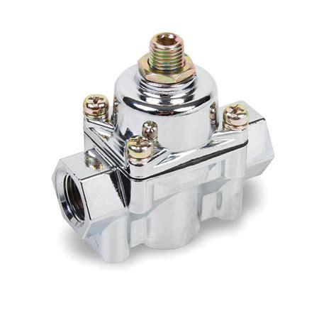 Fuel Pressure Regulator Plumbing by Earl S Performance Plumbing New Electric Fuel Pumps And