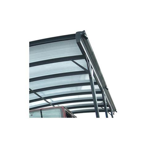 tettoie in alluminio e policarbonato pensilina doppia x metal alluminio e policarbonato 6mm