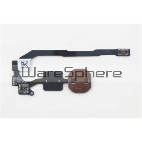 prise wifi 2092 home button flex cable for iphone 5s 821 2092 01