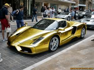 Gold Enzo Enzo In Gold By Germanexotics On Deviantart