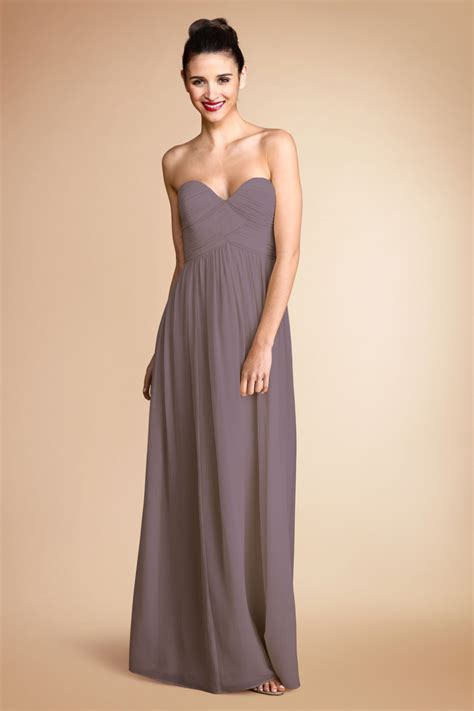 Chiffon Bridesmaid Dress by Silk Chiffon Bridesmaid Dresses My Pop Dress