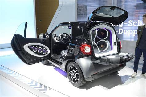 smart car premium gas 2017 smart fortwo cabrio 2015 frankfurt auto show