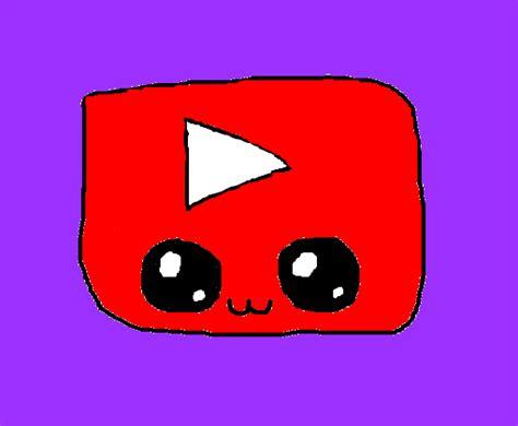 imagenes kawaii youtube youtube kawaii 3 desenho de rafaela2106 gartic