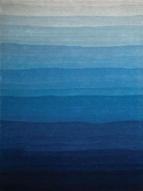 big blue rug horizons big blue the rug collection