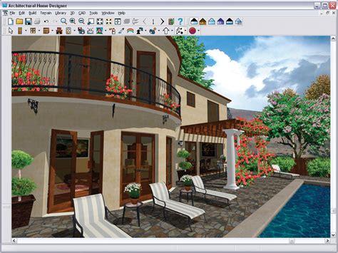 professional 3d home design software