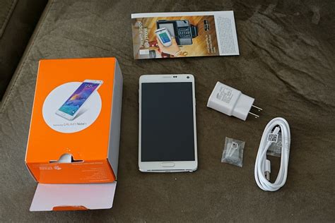 at t samsung galaxy note 4 just picked up at t note 4 from at t store android