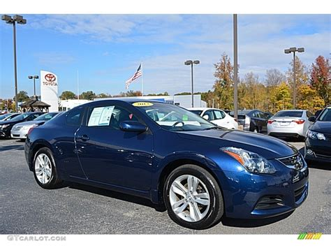 2013 Nissan Altima 2 5 S by 2013 Navy Blue Nissan Altima 2 5 S Coupe 116993084
