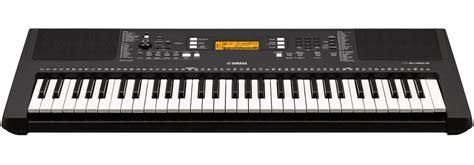 Keyboard Yamaha E363 yamaha psr e363 touch sensitive portable keyboard