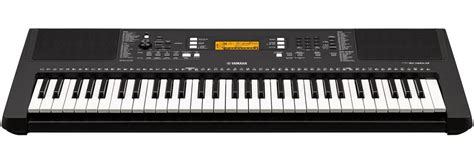 Keyboard Yamaha E363 yamaha psr e363 touch sensitive portable keyboard mcquade musical instruments