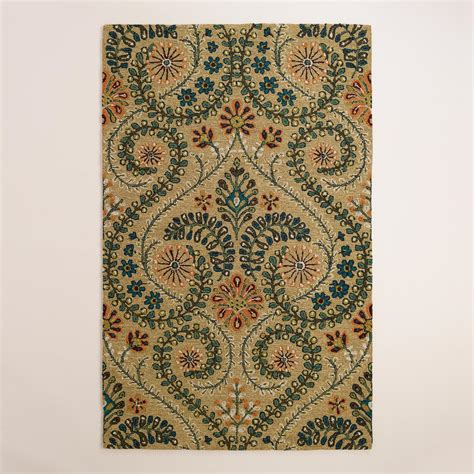 World Market Outdoor Rugs Treetop Tufted Indoor Outdoor Rug World Market