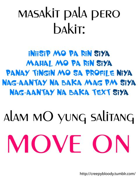 pinoy bitter quotes and tagalog bitter love quotes boy banat 1000 images about tagalog hugot on pinterest