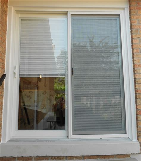 Blinds In Patio Door Glass Blinds For Patio Door Windows Blind For Patio Doors