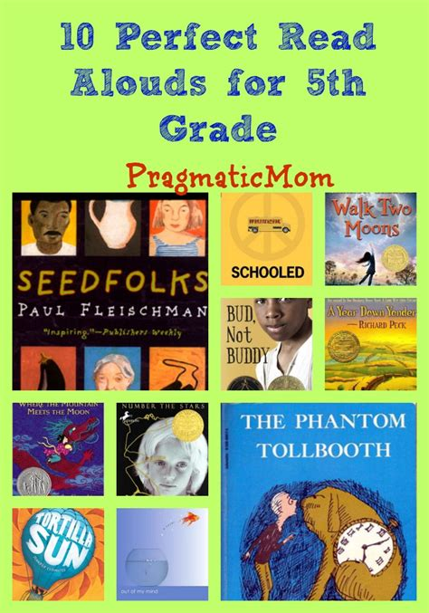 5th grade picture books 10 read alouds for 5th grade pragmaticmom
