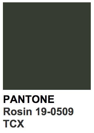 rosin color colors