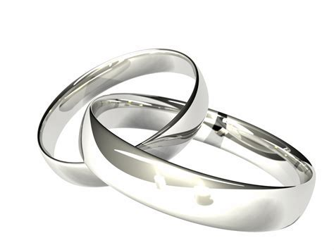 Wedding Pictures Wedding Photos: Silver Wedding Rings Pictures