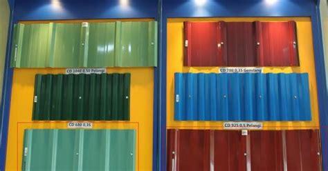 Lu Aquarium 3 Warna sukses mandiri teknik ukuran harga atap galvalum per m2