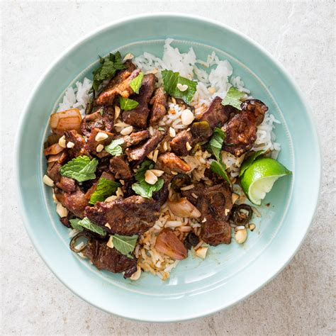 America S Test Kitchen Beef Stir Fry by Sfs Stir Fried 20thai Style 20beef 20with 20chiles 20and