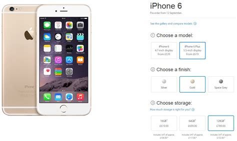 apple iphone 6 and iphone 6 plus price and release date