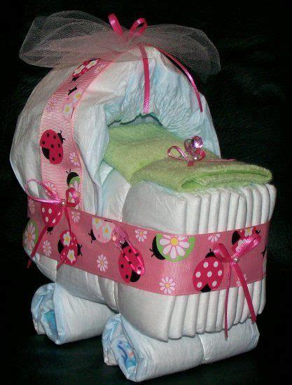 Ladybug Baby Shower Centerpieces by Ladybug Bassinet Cake Baby Shower Centerpiece