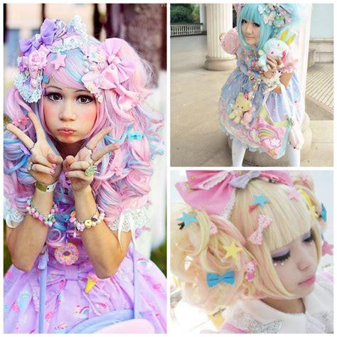 Vetement Kawaii by Mode Japonaise 3 Looks De Mode Kawaii Mode Japonaise Mode Kawaii Et Japonaise Kawaii