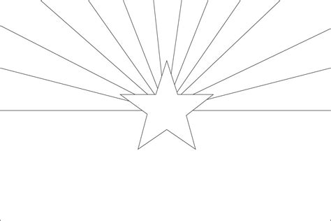 Free Afghanistan Flag Coloring Pages Flag Coloring Page