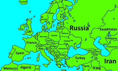 map of europe labelled europe labeled map scrapsofme me
