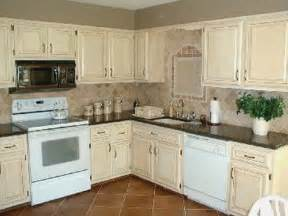 Painting Ideas For Kitchen Cabinets by Ideal Suggestions Painting Kitchen Cabinets Simply By