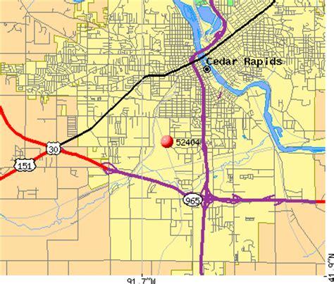 map of cedar rapids iowa cedar rapids iowa zip code map zip code map