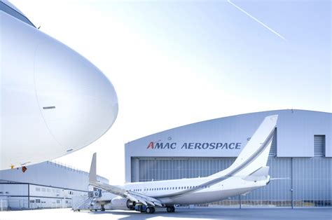 amac aerospace amac aerospace finishes 1st in house designed project