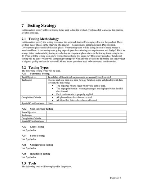 outline templates test outline template in word and pdf formats page 6 of 8