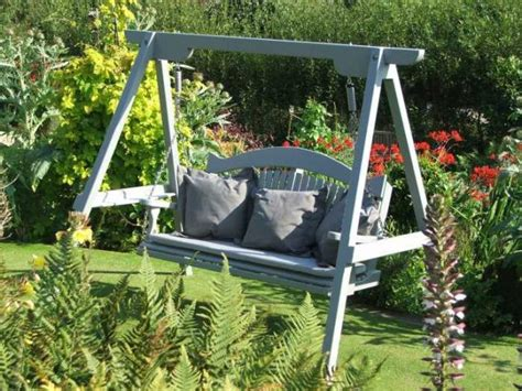 wooden swing seats for the garden 15 garden swing seats for relaxing your mind top